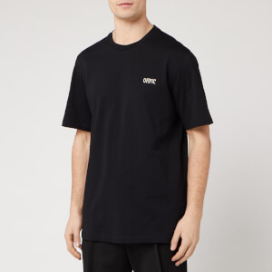 OAMC Men's Scan T-Shirt - Black