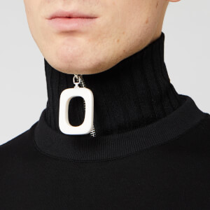 JW Anderson Men's Neckband - Black