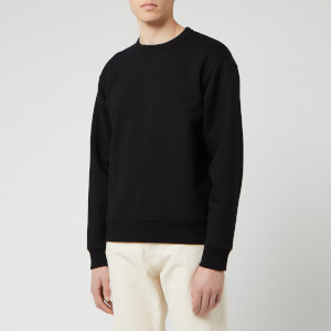 Acne Studios Men's Fate Pink Label Sweatshirt - Black