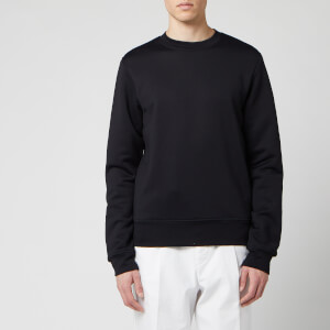 Acne Studios Men's Logo Zip Sweatshirt - Black