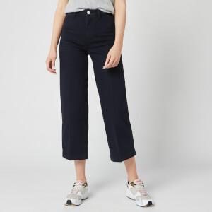 Tommy Hilfiger Women's Bell Bottom High Waisted Jeans - Desert Sky
