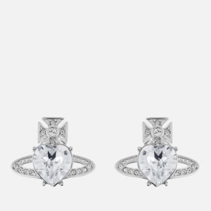 Vivienne Westwood Women's Ariella Earrings - Rhodium Crystal