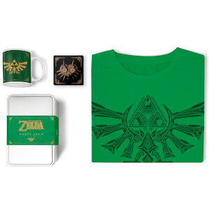 Legend Of Zelda Gift Set