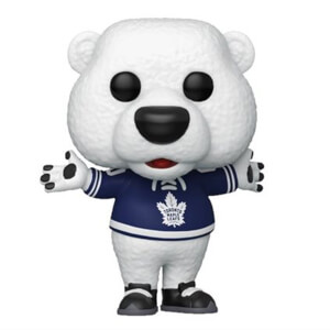 NHL Maple Leafs - Mascotte Carlton Bear EXC Figura Funko Pop! Vinyl