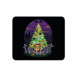 Tobias Fonseca Halloween Is My Xmas Mouse Mat