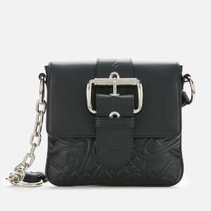 Vivienne Westwood Women's Alexa Small Handbag - Black