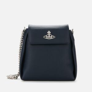 Vivienne Westwood Women's Windsor Bucket Bag - Blue