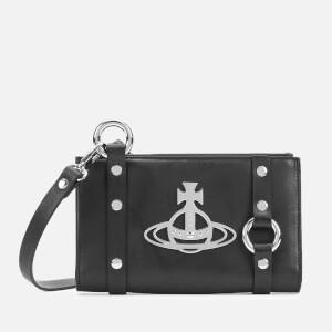 Vivienne Westwood Women's Betty Cross Body Bum Bag - Black