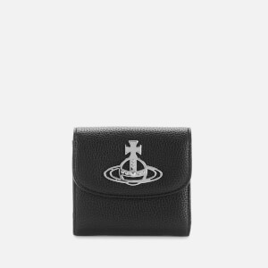 Vivienne Westwood Women's Johanna Medium Wallet - Black