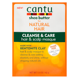 Cantu Nat Bentonite Clay Clarify and Renew Masque 42g