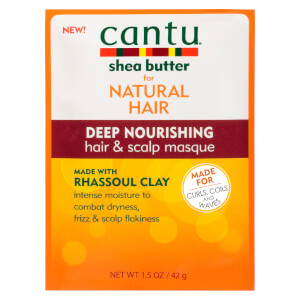 Cantu Nat Rhassoul Clay Deep Nourishing Masque 42g