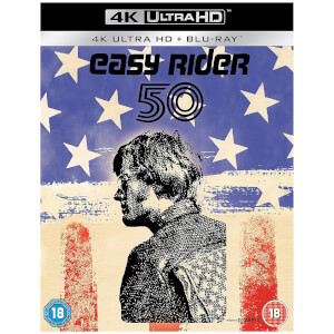 Easy Rider - 4K Ultra HD (Includes Blu-Ray)