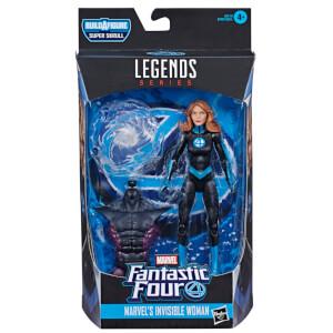 Hasbro Marvel Legends Figurine La Femme Invisible Les 4 Fantastiques