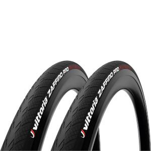 Vittoria Zaffiro Pro IV G2.0 Road Tyre Twin Pack