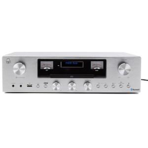 GPO PR200 Silver Amplifier