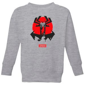 Samurai Jack AKU Kids' Sweatshirt - Grey