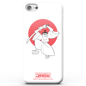 Cover telefono Samurai Jack Sunrise per iPhone e Android