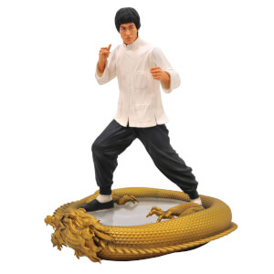 Diamond Select Premier Collection Bruce Lee 80th Anniversary Statue