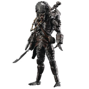HIYA Toys Diamond Select Predator 2 Elder Predator Version 2 PX 1/18 Scale Figure