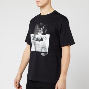 Neil Barrett Men's Doberman T-Shirt - Black