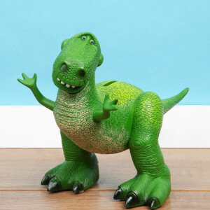 Disney Pixar Toy Story 4 Rex Money Bank
