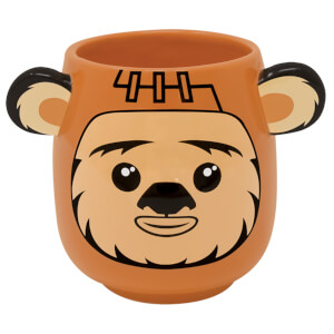 Star Wars (Ewok) Shaped Mug