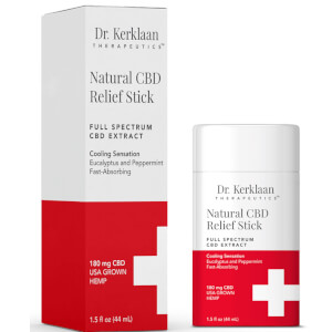 Dr Kerklaan Natural CBD Relief Stick 1.5 oz