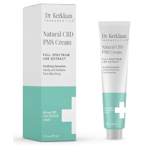 Dr Kerklaan Natural CBD PMS Cream 1 oz