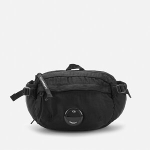 C.P. Company Men's Belt Bag - Black