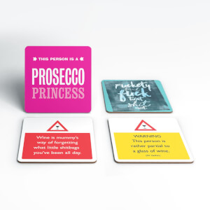 Alcohol Coaster Set