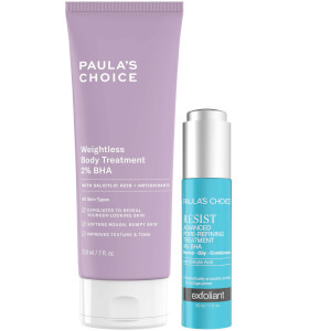 Paula's Choice BHA Smoothing Duo (Worth $65.00)