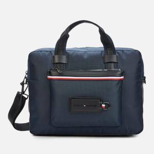 Tommy Hilfiger Men's Modern Nylon Computer Bag - Sky Captain