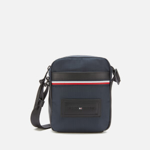 Tommy Hilfiger Men's Modern Nylon Reporter Bag - Sky Captain