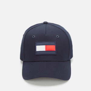 Tommy Hilfiger Men's Big Flag Cap - Sky Captain