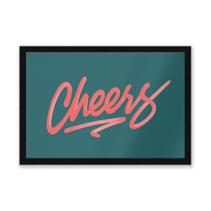 Cheers Entrance Mat
