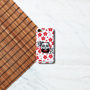 Ramen Ramen Panda Floral Phone Case for iPhone and Android