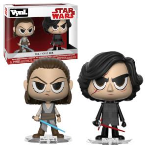 Funko Star Wars Rey & Kylo Ren VYNL.