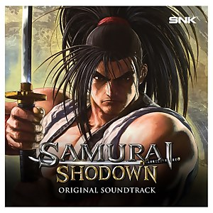 Wayô Records - Samurai Shodown - Original Soundtrack (LP Version) 2x Color LP