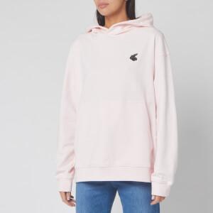 Vivienne Westwood Women's Printed Pullover Hoodie - Pink