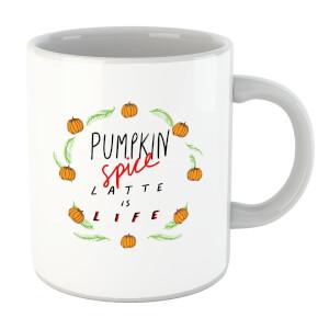 Pumpkin Spice Latte Is Life Mug