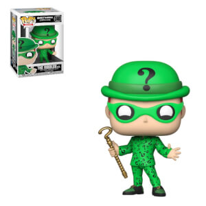 DC Comics Batman Forever Riddler Funko Pop! Vinyl