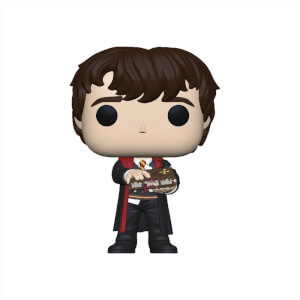 Harry Potter - Neville mit Monsterbuch der Monster Pop! Vinyl Figur