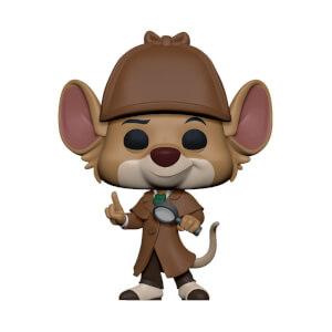 Figurine Pop! Basil - Basil, Détective Privé - Disney