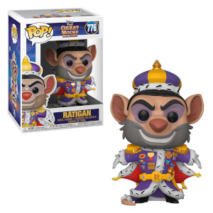 Disney Great Mouse Detective Ratigan Funko Pop! Vinyl