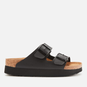 Birkenstock Women's Papillio Arizona Platform Basic Sandals - Black