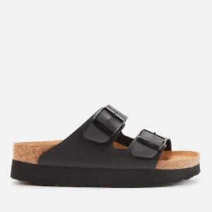 Birkenstock Women's Papillio Arizona Platform Basic Sandals - Black