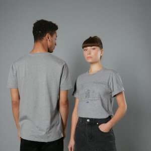 The Rise of Skywalker - T-shirt Resistance - Gris - Homme - Unisexe