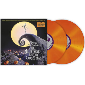The Nightmare Before Christmas (Coloured Vinyl) 2xLP