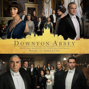 John Lunn - Downton Abbey OST LP