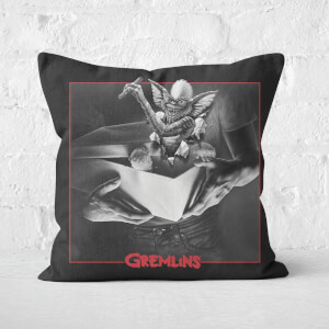 Gremlins Invasion Square Cushion